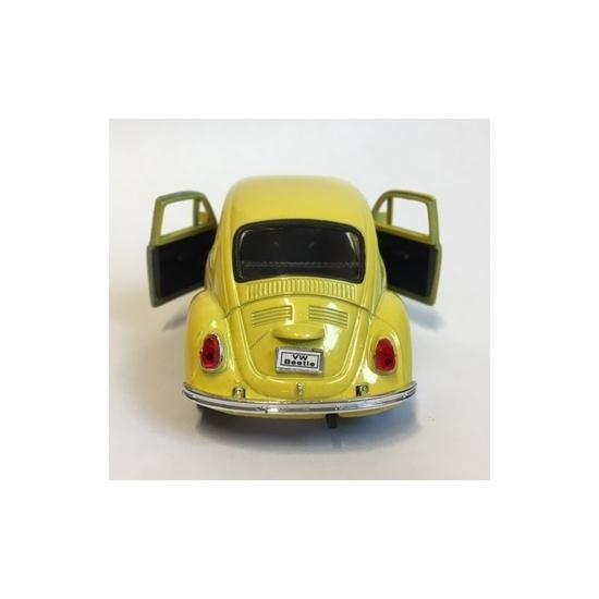 Speelgoed Volkswagen Kever Gele Auto 12 Cm Voor Maar 6 50 Bij